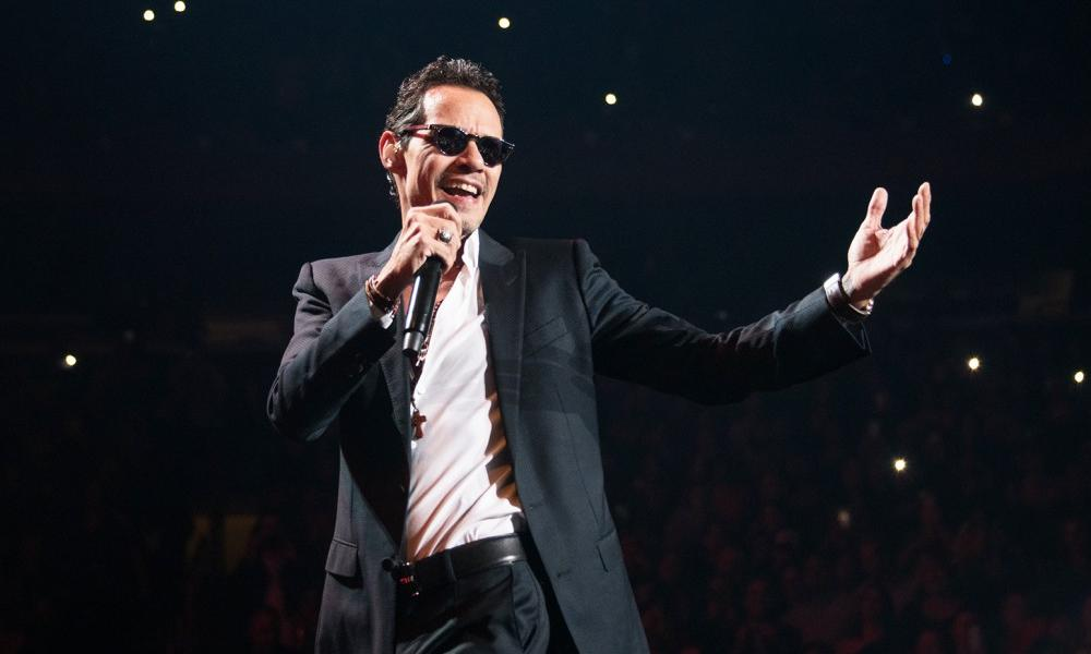 Marc Anthony serves as exec producer and executive musical producer for the new series.