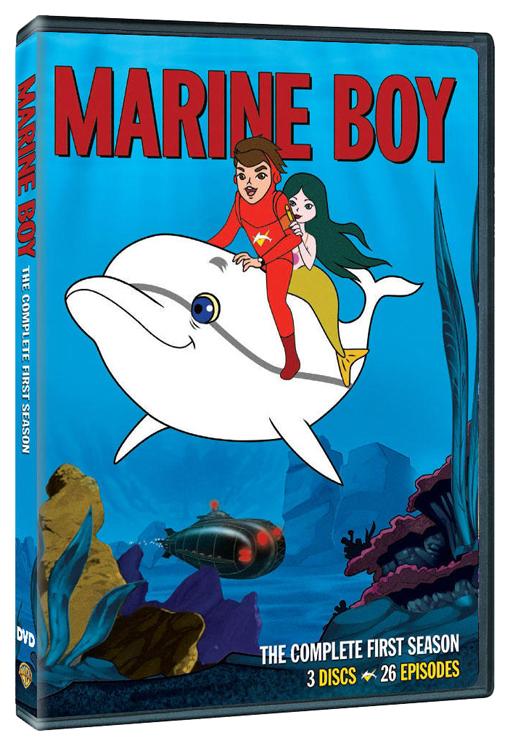 Marine Boy