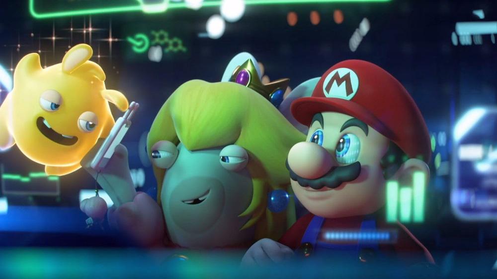 Mario + Rabbids Chispas de esperanza