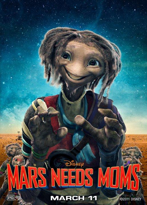 Tags Disney Mars Needs Moms