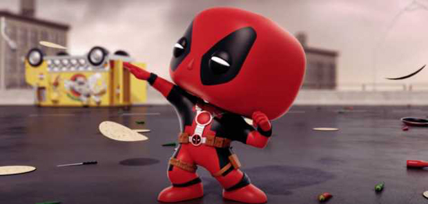 Marvel Funko Deadpool