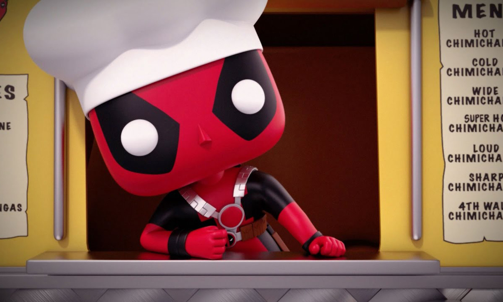 Marvel Funko animated shorts have proven popular on YouTube