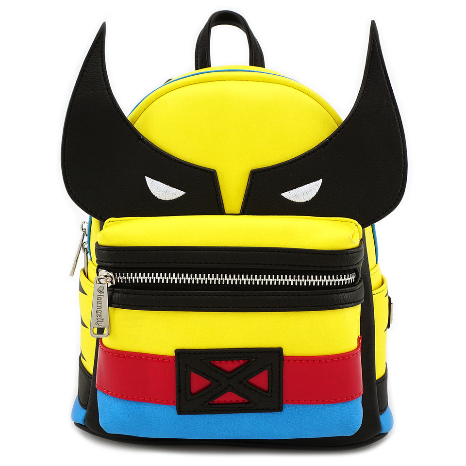 Wolverine Cosplay Mini Backpack, from Loungefly