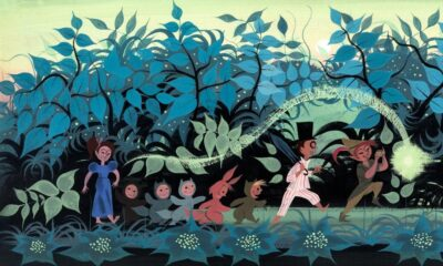 Peter Pan [Imaged by Heritage Auctions, HA.com]