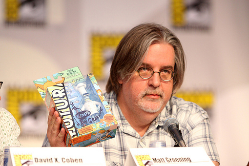 matt groening new project