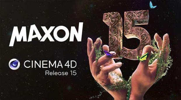 Maxon's Cinema 4D Release 15