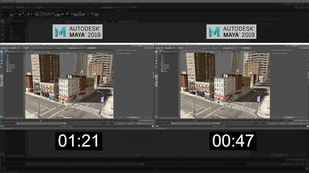 Autodesk Introduces Maya 2019   Animation Magazine