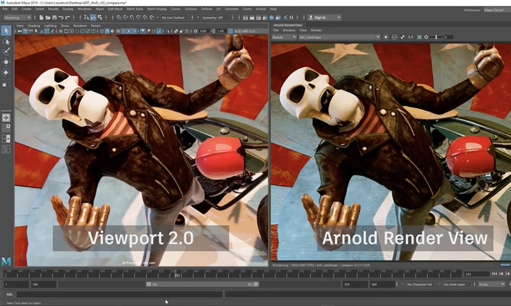 Autodesk Introduces Maya 2019 | Animation Magazine