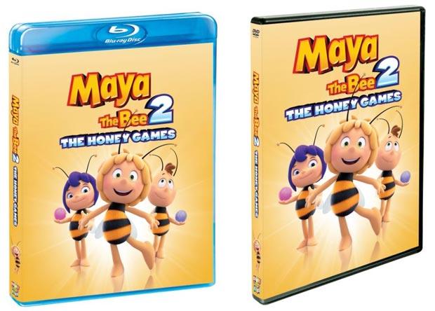 Maya the Bee 2: The Honey Games