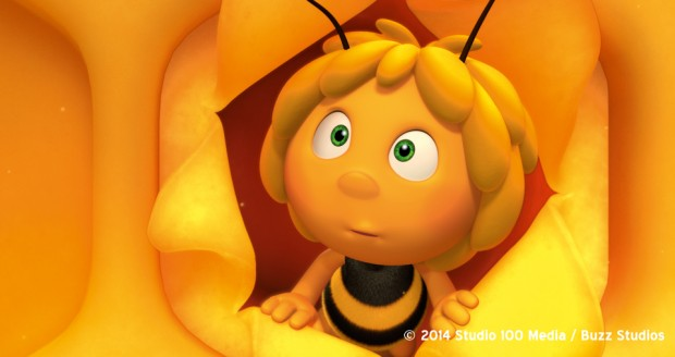 Maya the Bee 2 - The Honey Games