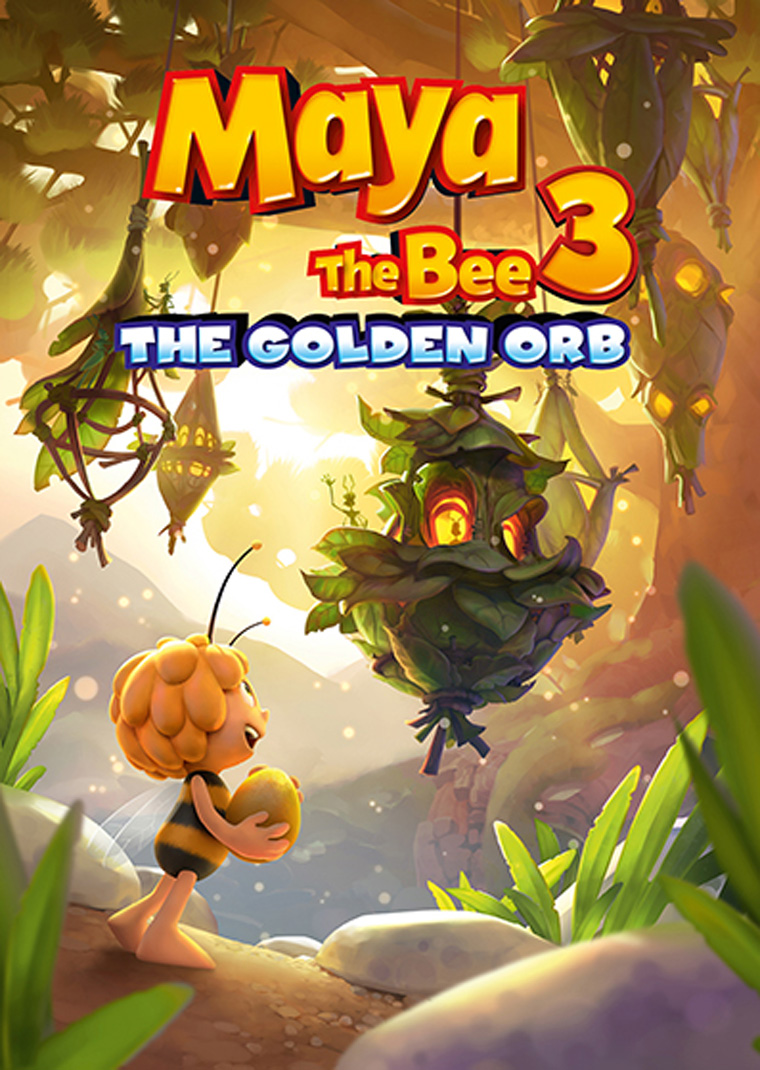 Maya the Bee 3 – The Golden Orb