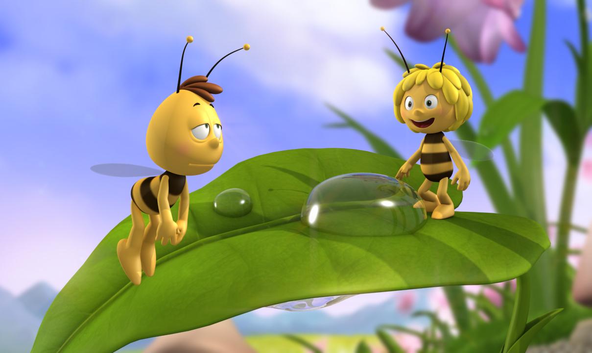 Maya The Bee Buzzes Back To Studio 100