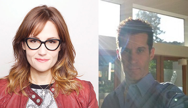 Erin McPherson and Jeremy Welt