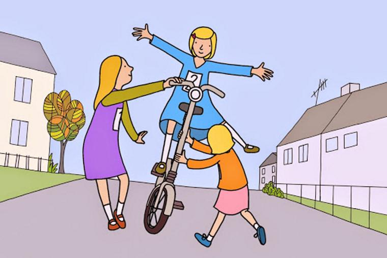 Me and My Moulton (2014) by Torril Kove; Mikrofilm/NFB