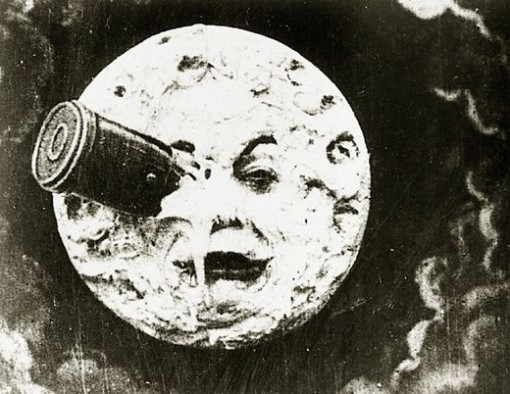 Georges Méliès's A Trip to the Moon