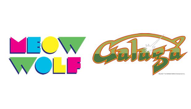 Meow Wolf Galaga Chronicles