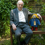 Michael Bond, photo credit: Sang Tan / Associated Press
