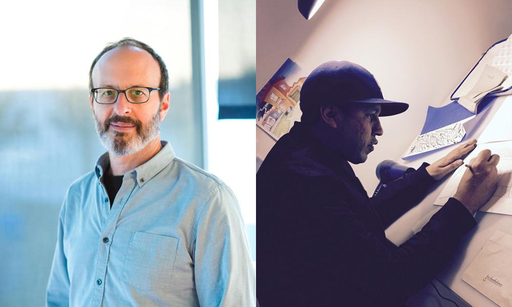 Michael Rubiner and Miguel Gonzalez