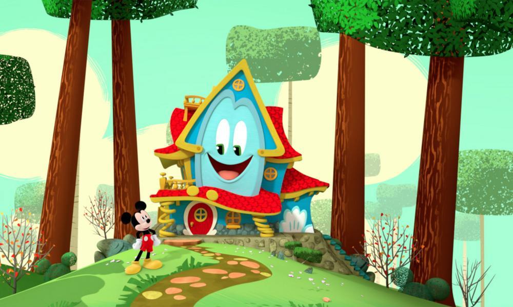 Mickey Mouse Funhouse