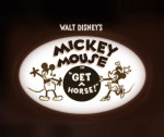 Mickey Mouse Get a Horse!