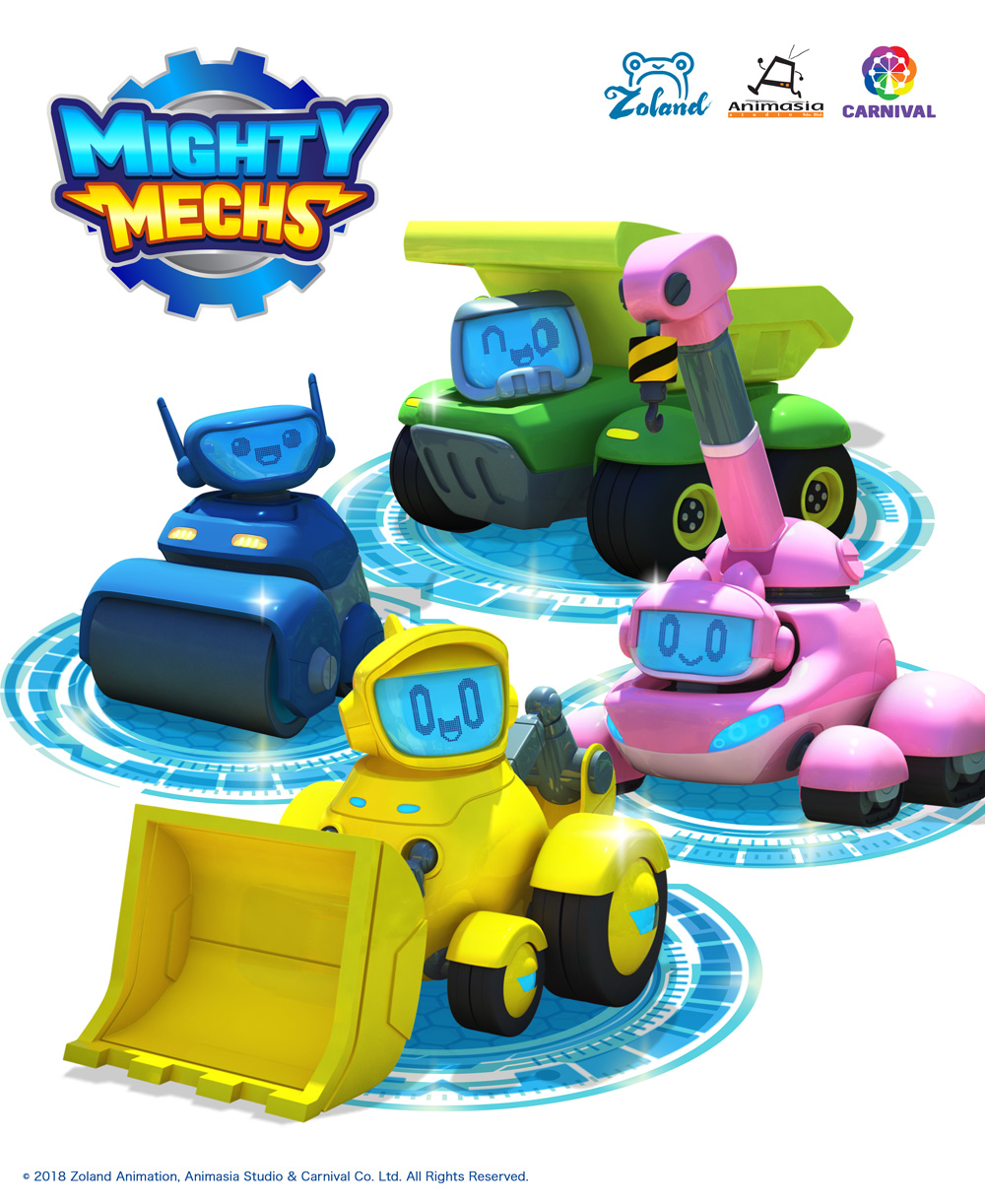 Mighty Mechs