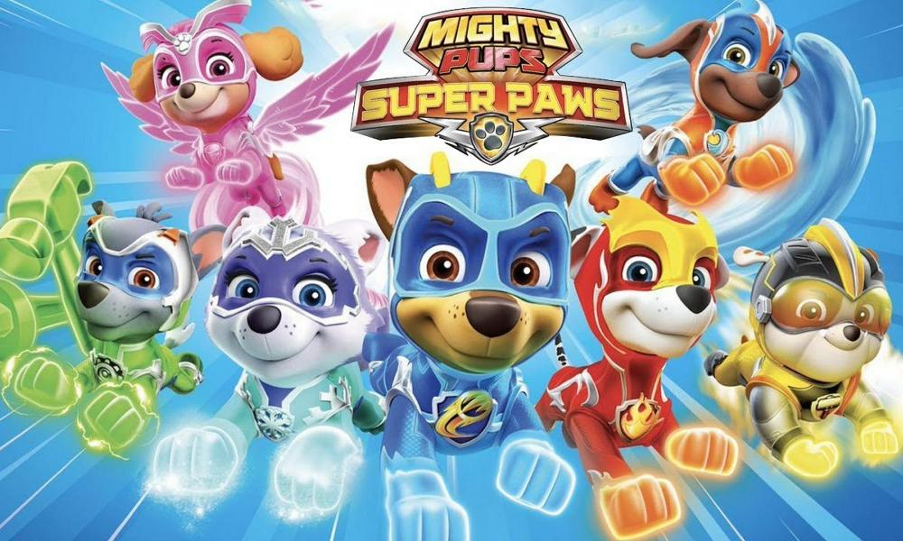 PAW Patrol - Mighty Pups Super Paws: When Super Kitties Attack