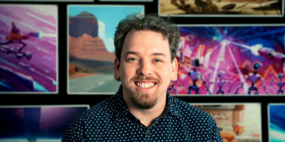 Director Mike Rianda