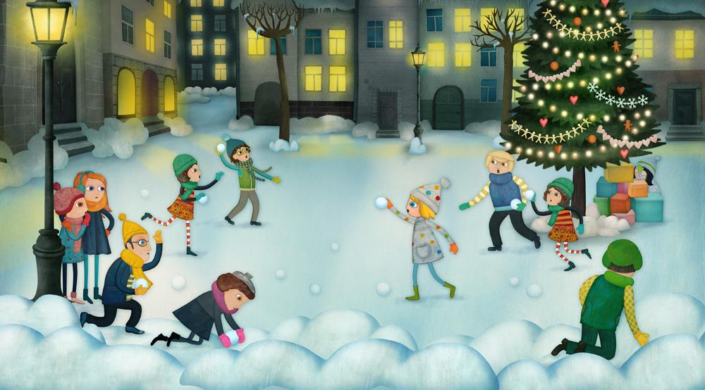 Mimi & Lisa: Christmas Lights Mystery