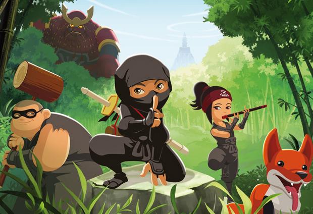 Mini Ninjas 2 скачать торрент - фото 8