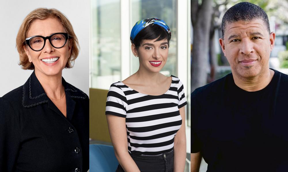 Mireille Soria, Niki Lopez, Peter Ramsey