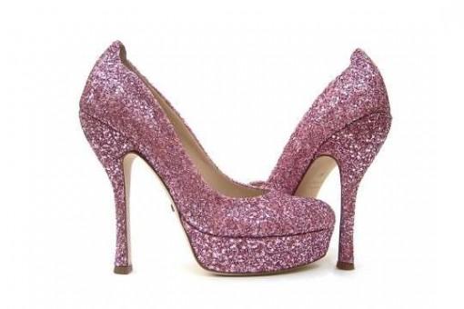 Miss Piggy shoes