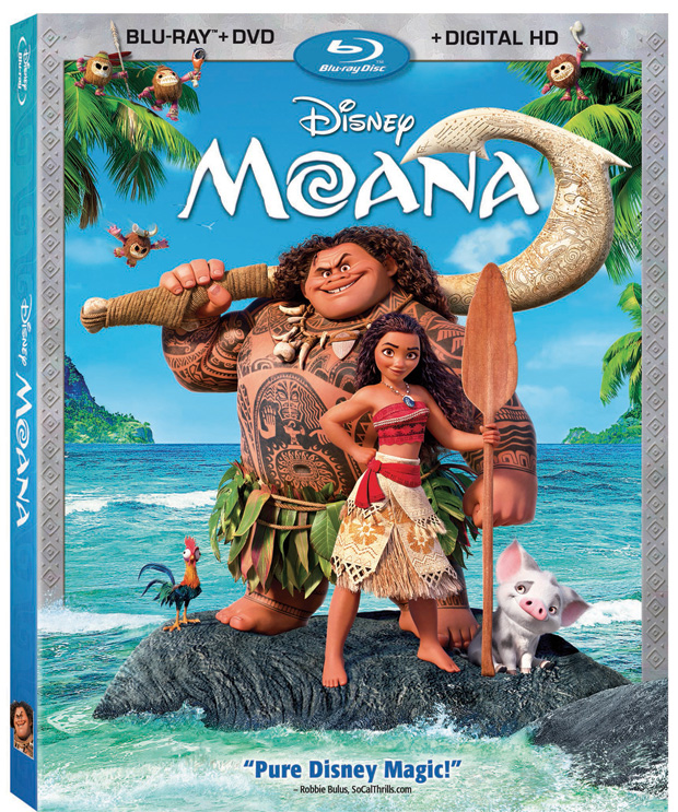 Warriors Of The Rainbow Full Movie 123movies: Disney's 'Moana' Charts Course To Disc And Digital