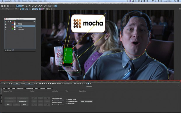 Mocha Pro 5