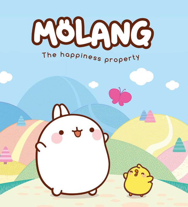 Licensing Works To Rep Molang In Noram Animation Magazine