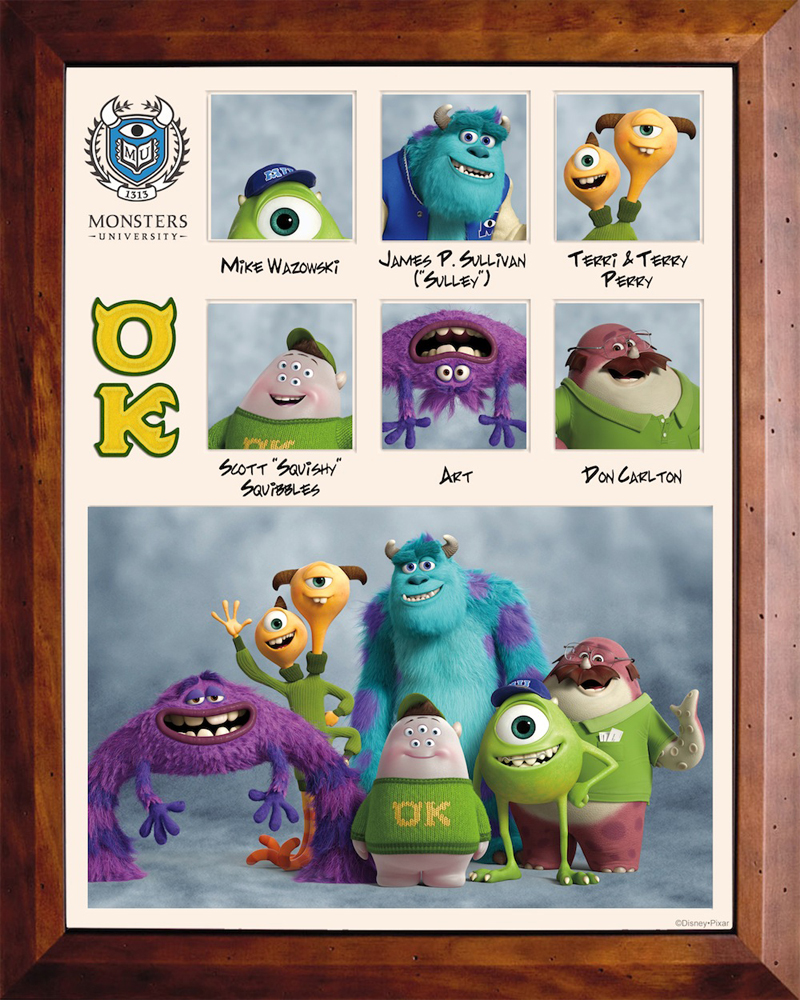 Monsters University S Full Cast Revealed