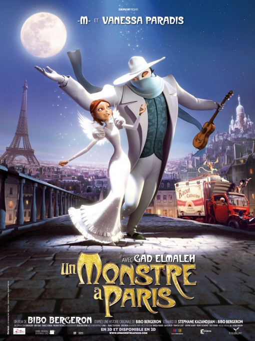 A Monster In Paris (Un Monstre á Paris)