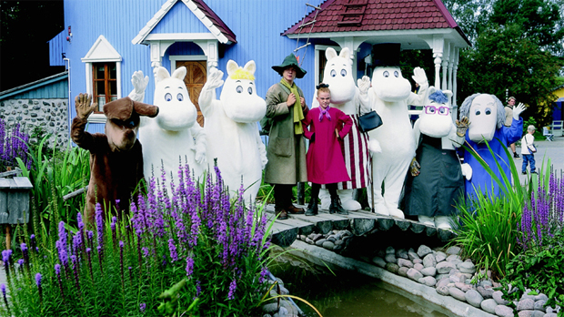 Moomin Theme Park Coming to Japan