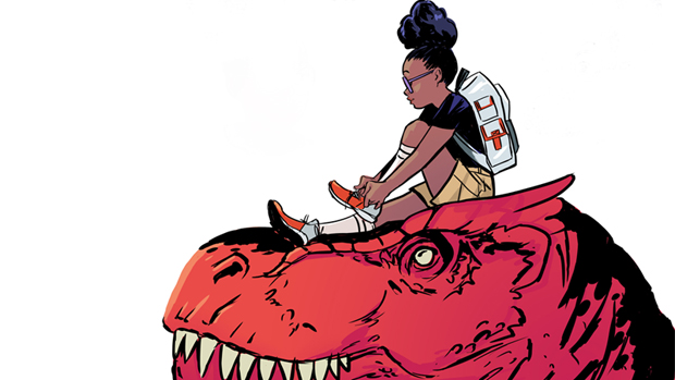 Moon Girl and the Devil Dinosaur