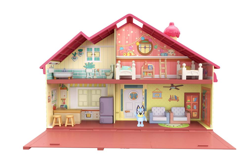Moose Toys Bluey Family Home