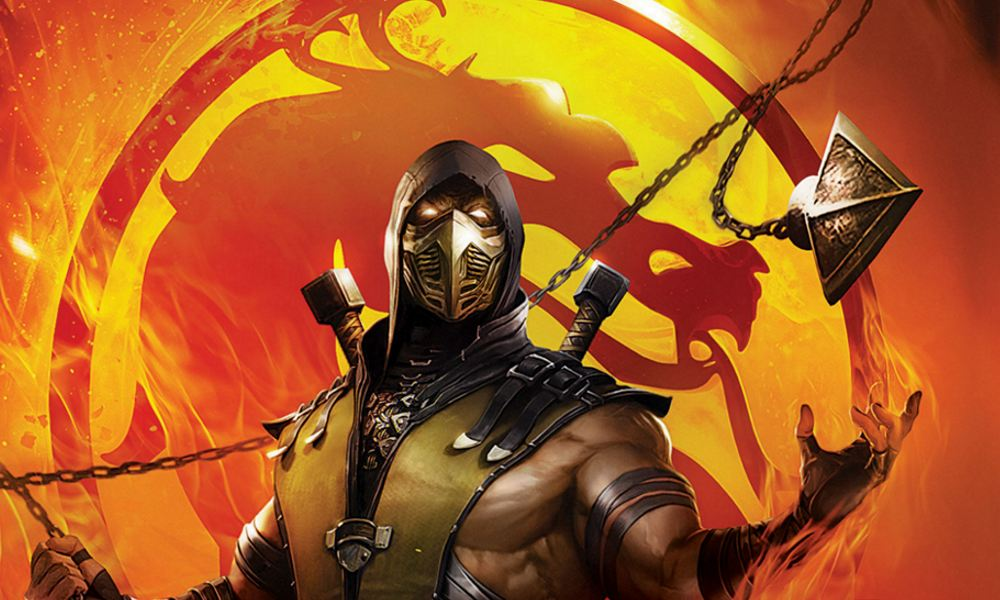 Mortal Kombat Legends Scorpion S Revenge Squares Up In April Animation Magazine