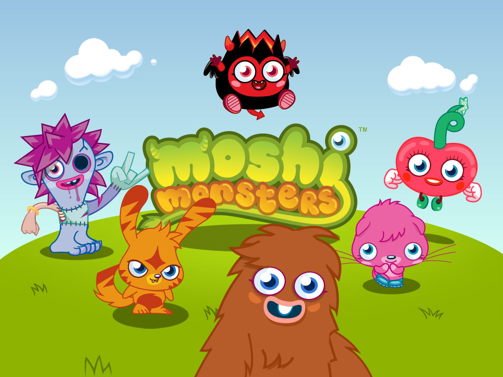 Mind Candy Announces New Moshi Monsters Games
