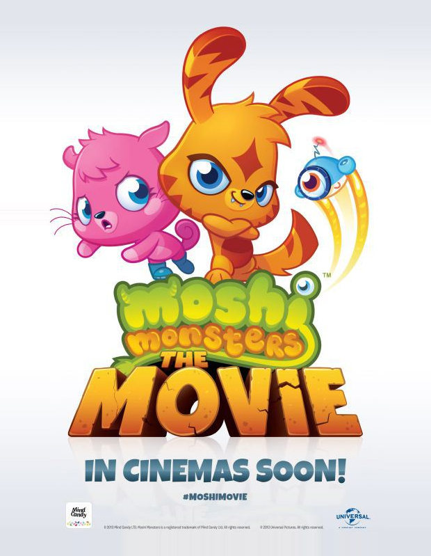Moshi Monsters' Movie Arrives This Christmas | Animation Magazine