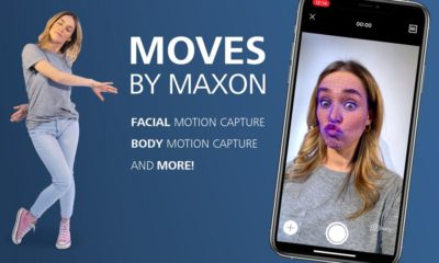 Moves by Maxon