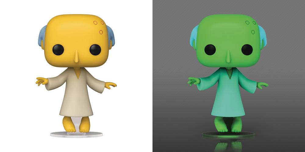 "Mr. Burns POP! | Mr. Burns ""chase version"" POP!"