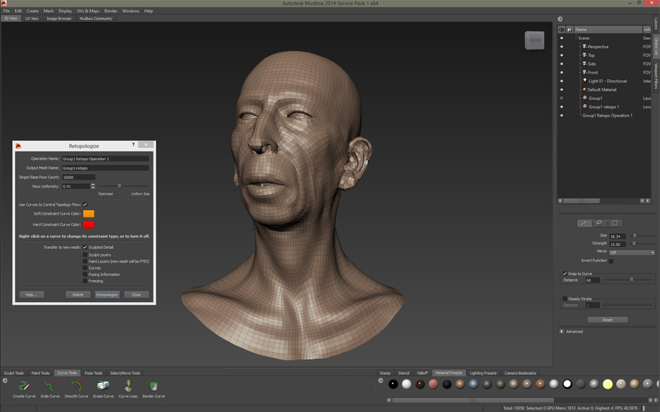 Autodesk Offers Mudbox for 10 a Month