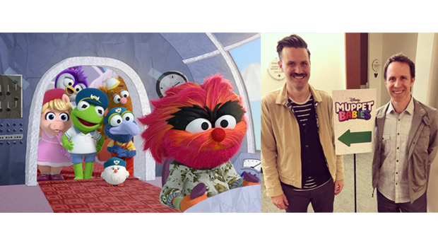 Muppet Babies, Andy Bean and Keith Horn