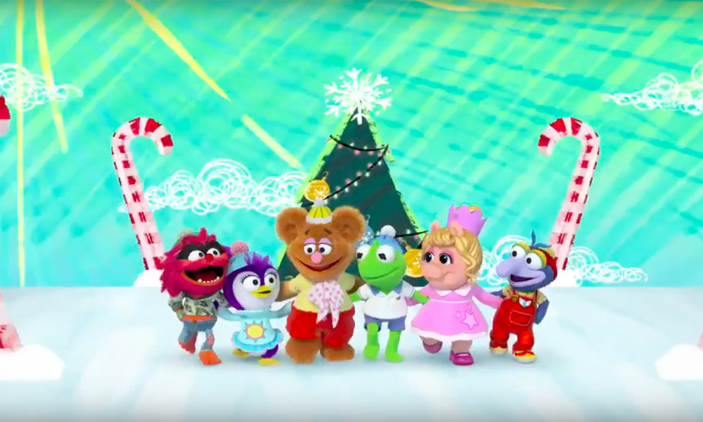 Muppet Babies 2020 A Very Muppet Babies Christmas Songwriter Andy Bean Discusses 'Muppet Babies' Christmas Song