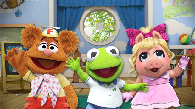 Muppet Babies COPYRIGHT ©2016 Disney Enterprises, Inc.