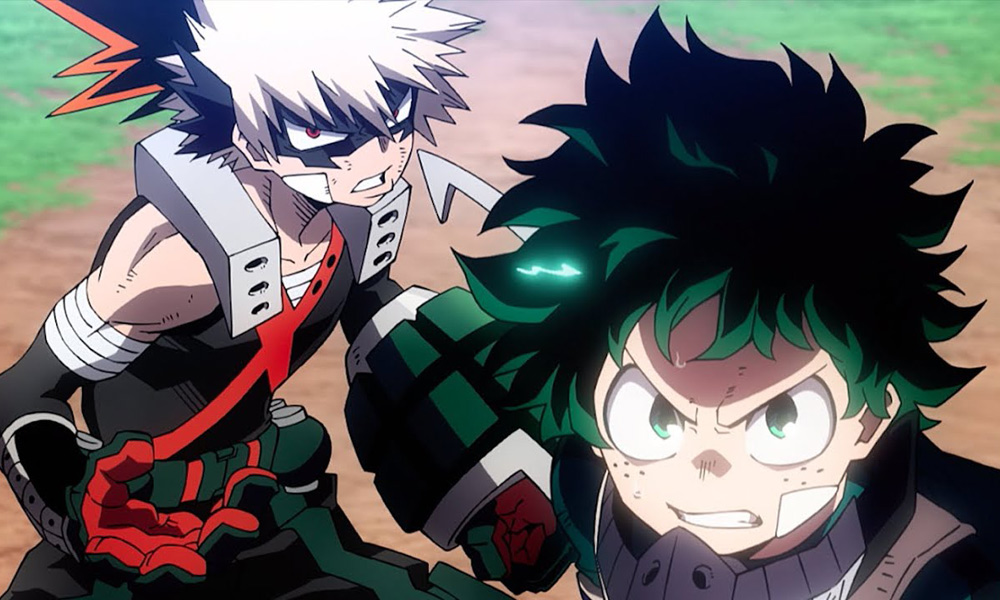 My Hero Academia Heroes Rising Hits Theaters February 26 Animation Magazine