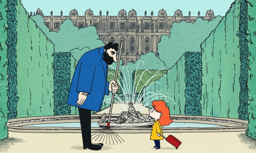 La vie de château (My Life in Versailles)